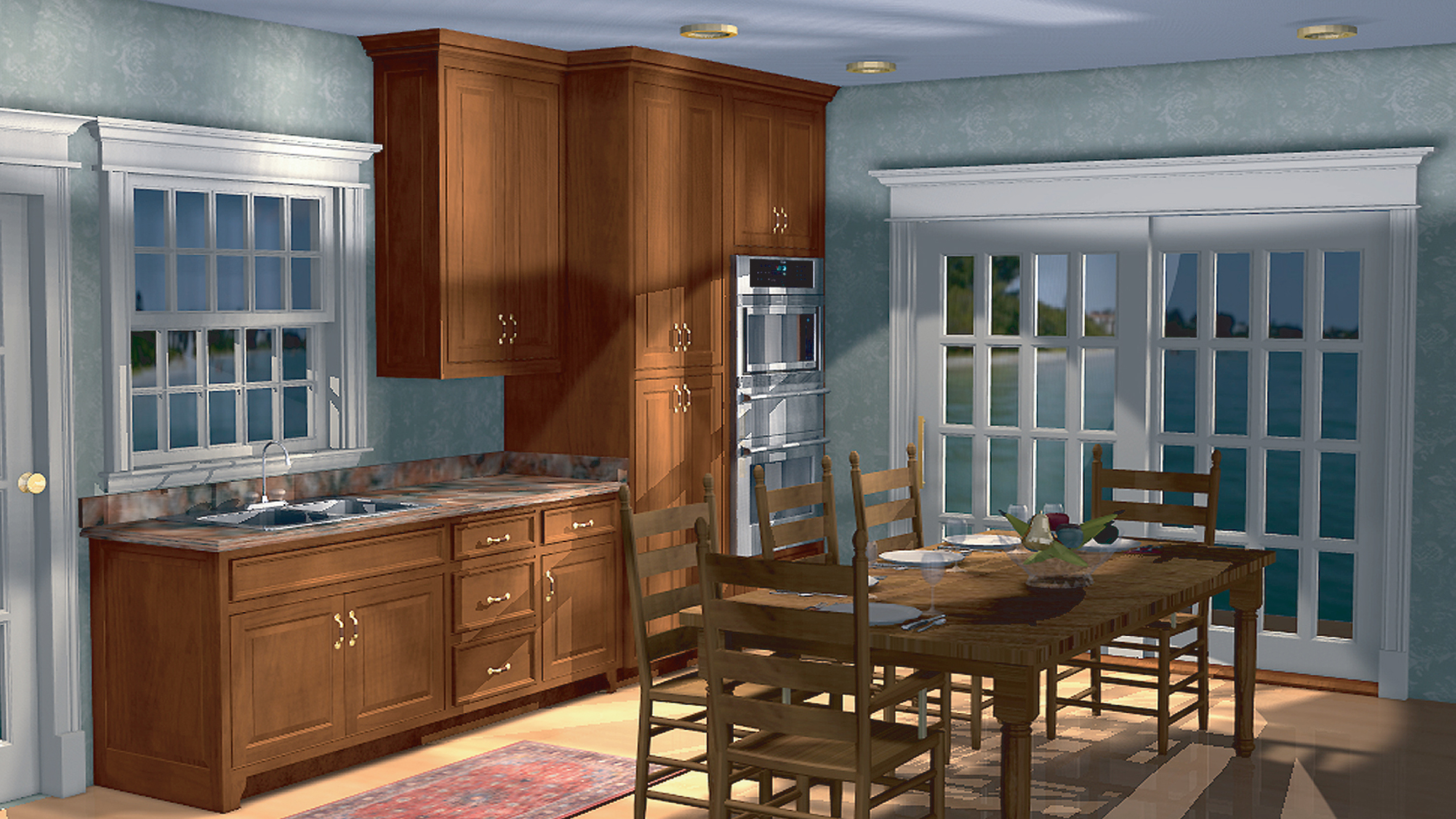 Cabinet Vision rendering